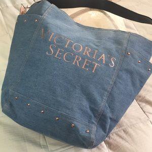 NWT Victoria's Secret Tote Bag